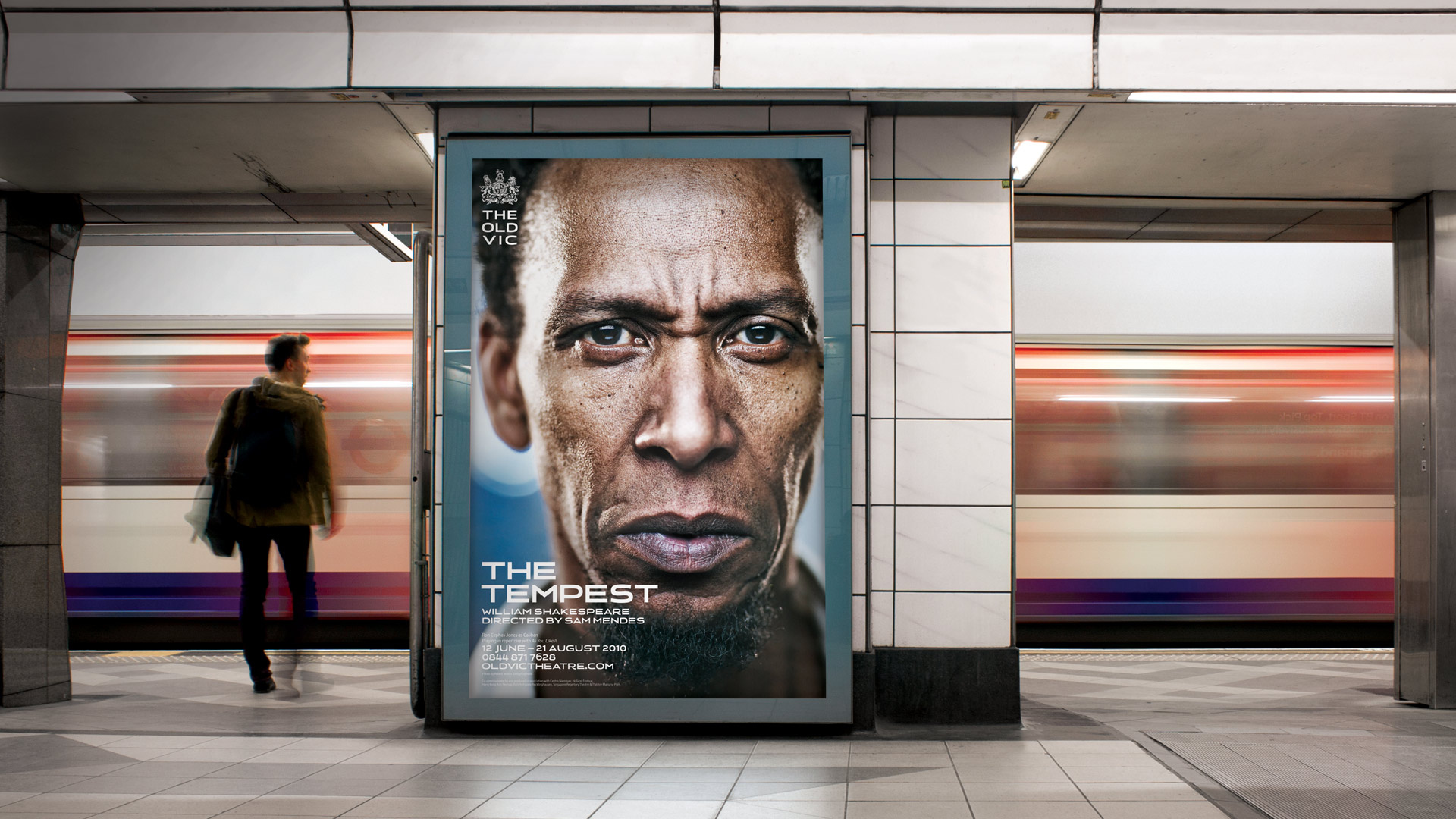 The Old Vic: brand campaigns