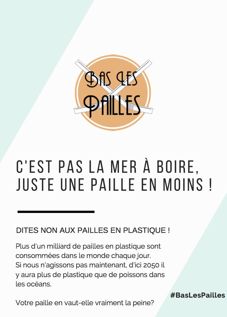 Le flyerBas Les Pailles -