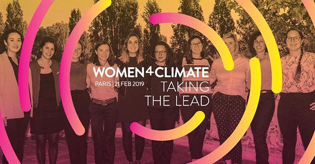 """[ FEMMES POUR LE CLIMAT ] Depuis Octobre 2018, notre co-fondatrice Mounia El Kotni fait partie du programme de mentorat#Women4Climatedu@c40cities pour fairegrandir notre association🌱 . Le 21 février prochain à @paris_maville elle prendra la parole lors de la 3e conférence des Femmes pour le Climat, au cours de la table ronde """"Quand les femmes prennent le lead""""💪🏽avec en maîtresse de cérémonie@annehidalgo . 📆Retrouvez le programme surhttps://w4c.org/eve…/c40-3rd-annual-women4climate-conference . 📽Suivez le live Facebook :http://ow.ly/nM7j30nmuBu . #BasLesPailles #Beatplasticpollution #planetorplastic #paris #Womeninscience #C40cities #Urgenceclimatique #choosetorefuse #reducereuserecycle #reusablestraw #stopsucking #zerowaste #zerodechet #sustainablecities #greencity"""