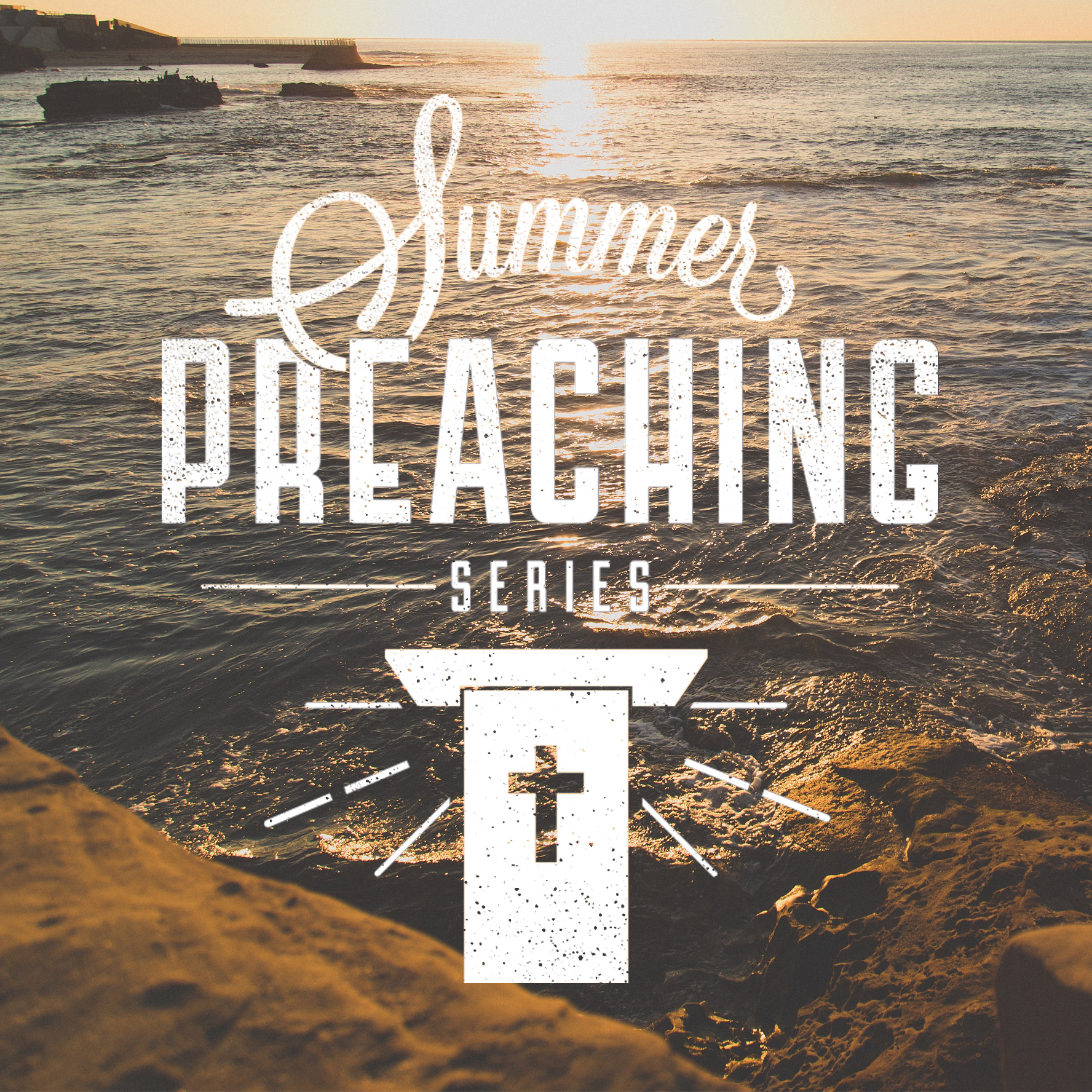 summer preaching series title square image