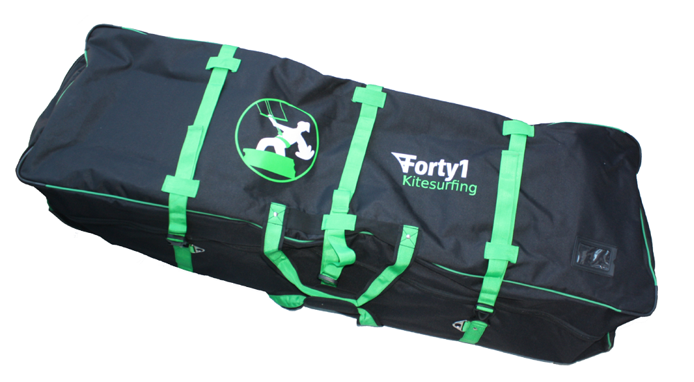 Kitesurfing Travel Bag - Check out our kitesurfing travel bag, carefully designed, rugged and practical!< learn more >< buy >