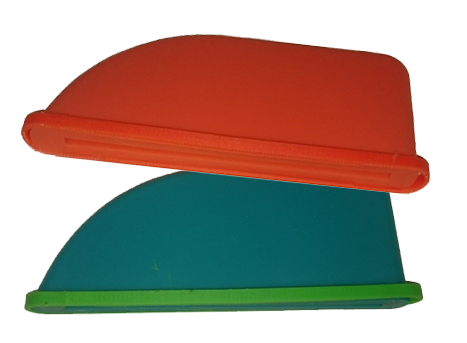Kitesurfing Fin Protectors - Protection from and for your kitesurf fins! Want to protect your fins or protect your bags and car upholstery from your fins? Check out these.< learn more >< buy >