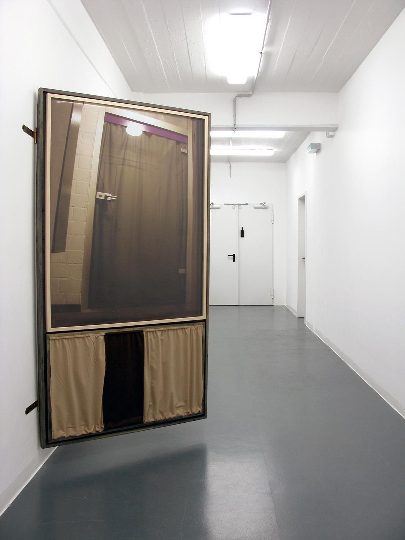 Printed Studio Door