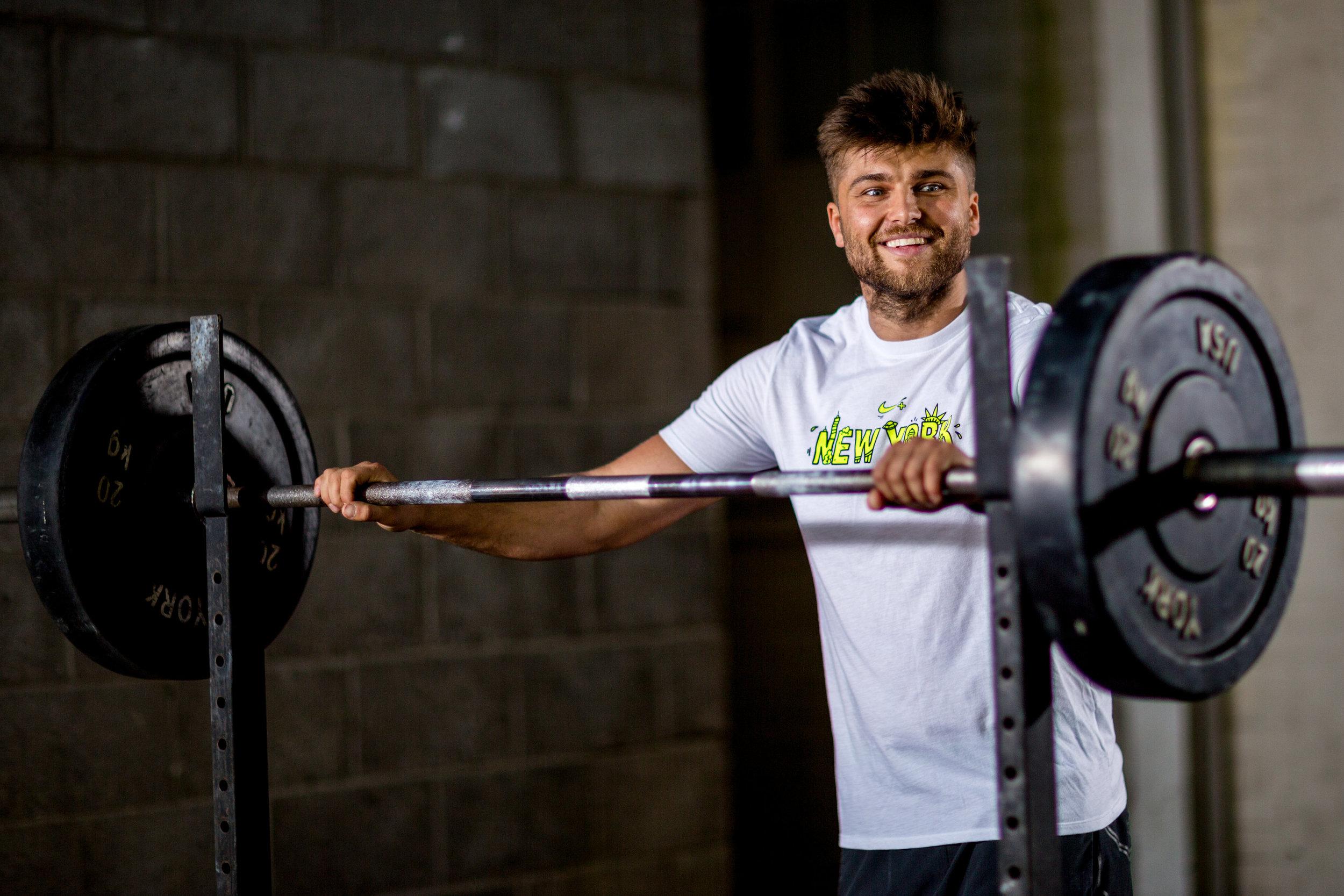 Jonny Stephens  Personal Training   Contact