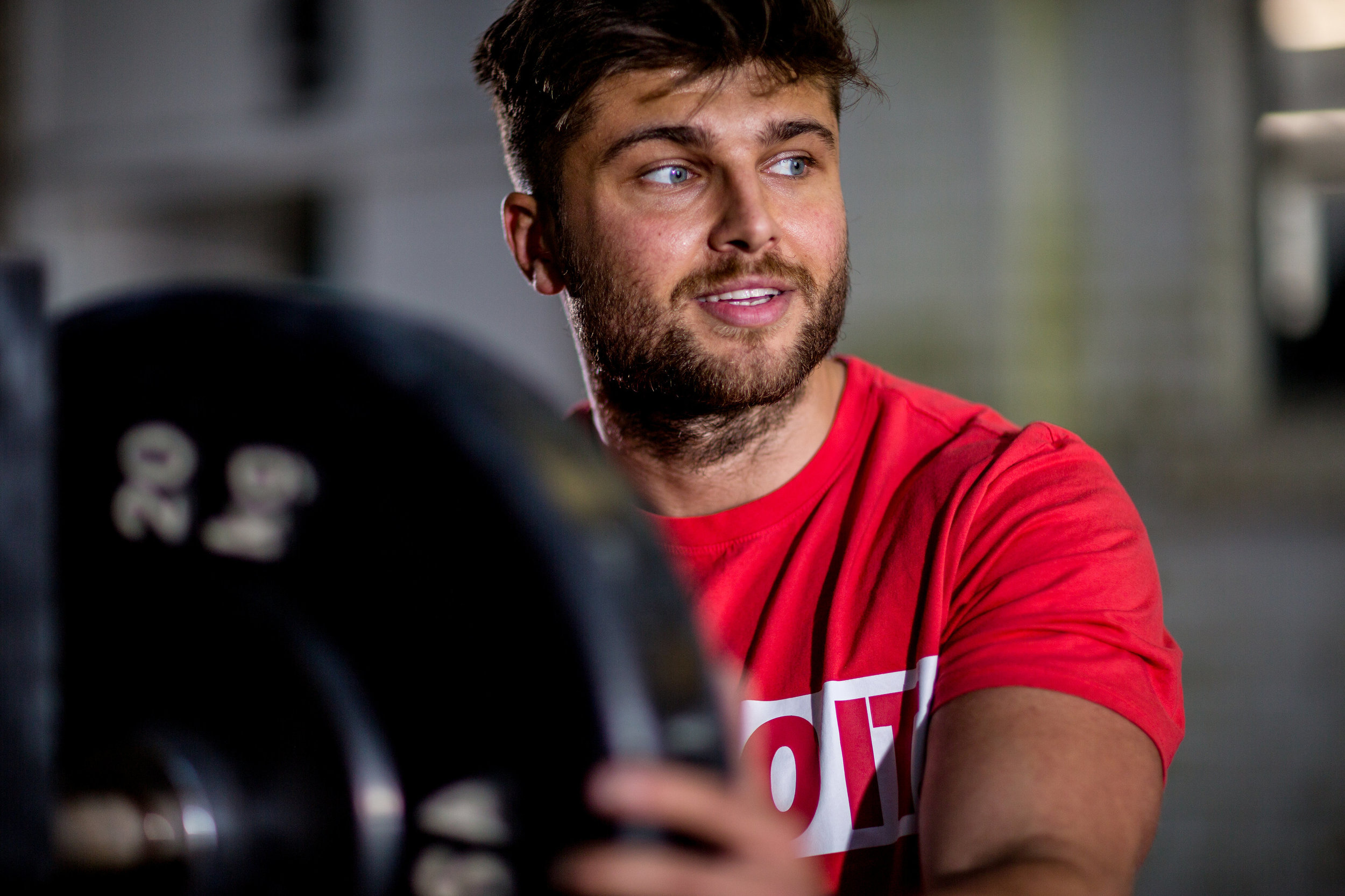 Jonny Stephens  Fitness   Contact