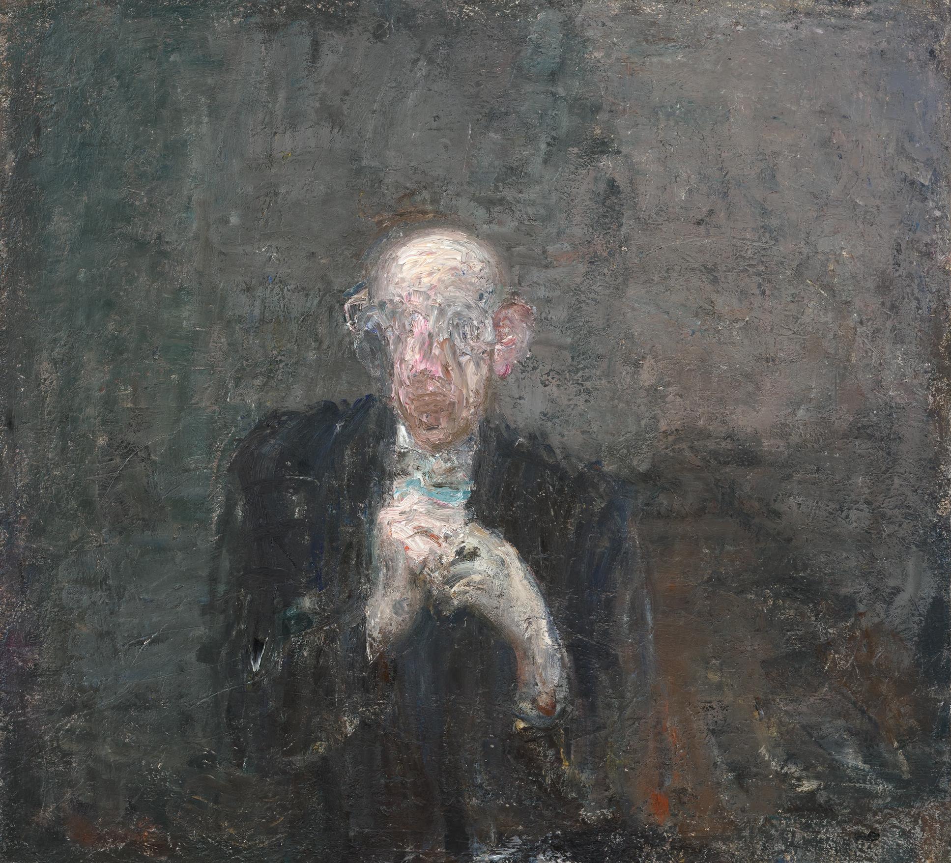Igor Stravinsky   2007 drobė, aliejus | oil on canvas 96,5x104 cm