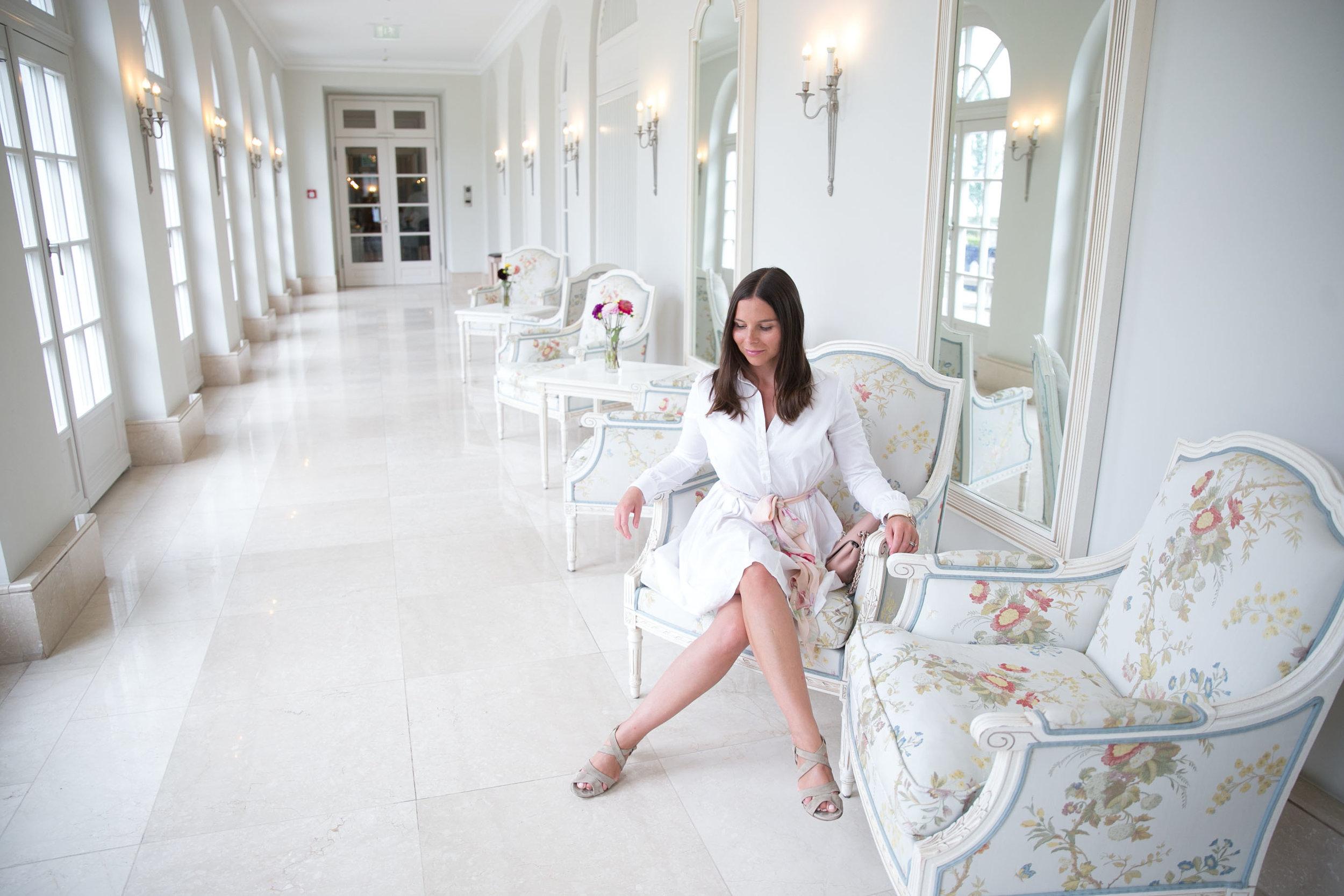 Angelica Aurell Grand Hotel Heiligendamm