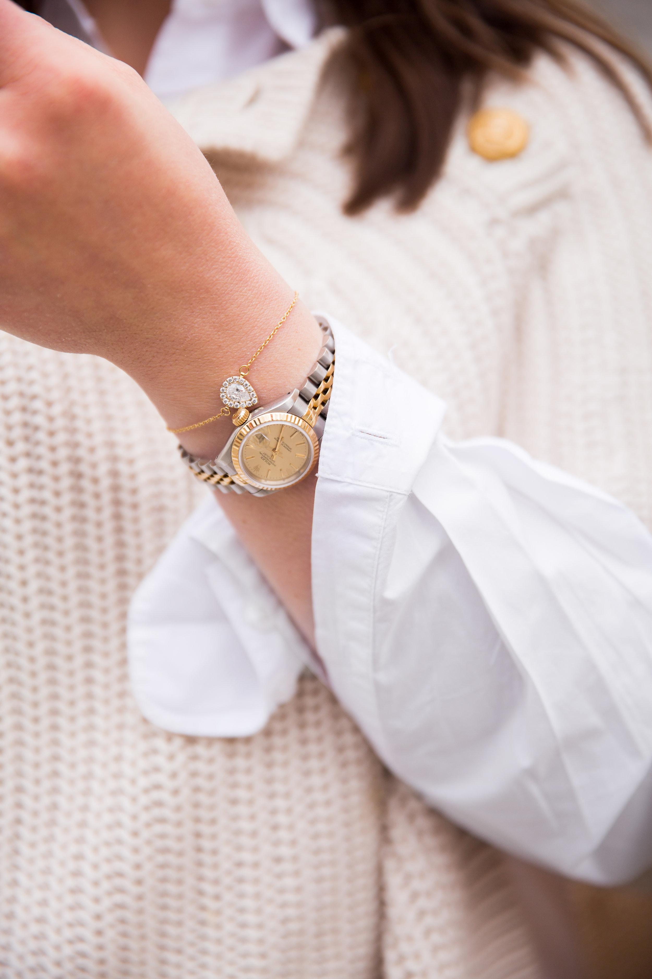 Edblad armband Rolex klocka Angelicas Closet.jpg