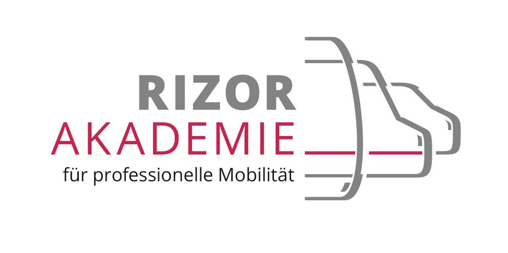 Wort-Bildmarke »Rizor Akademie«