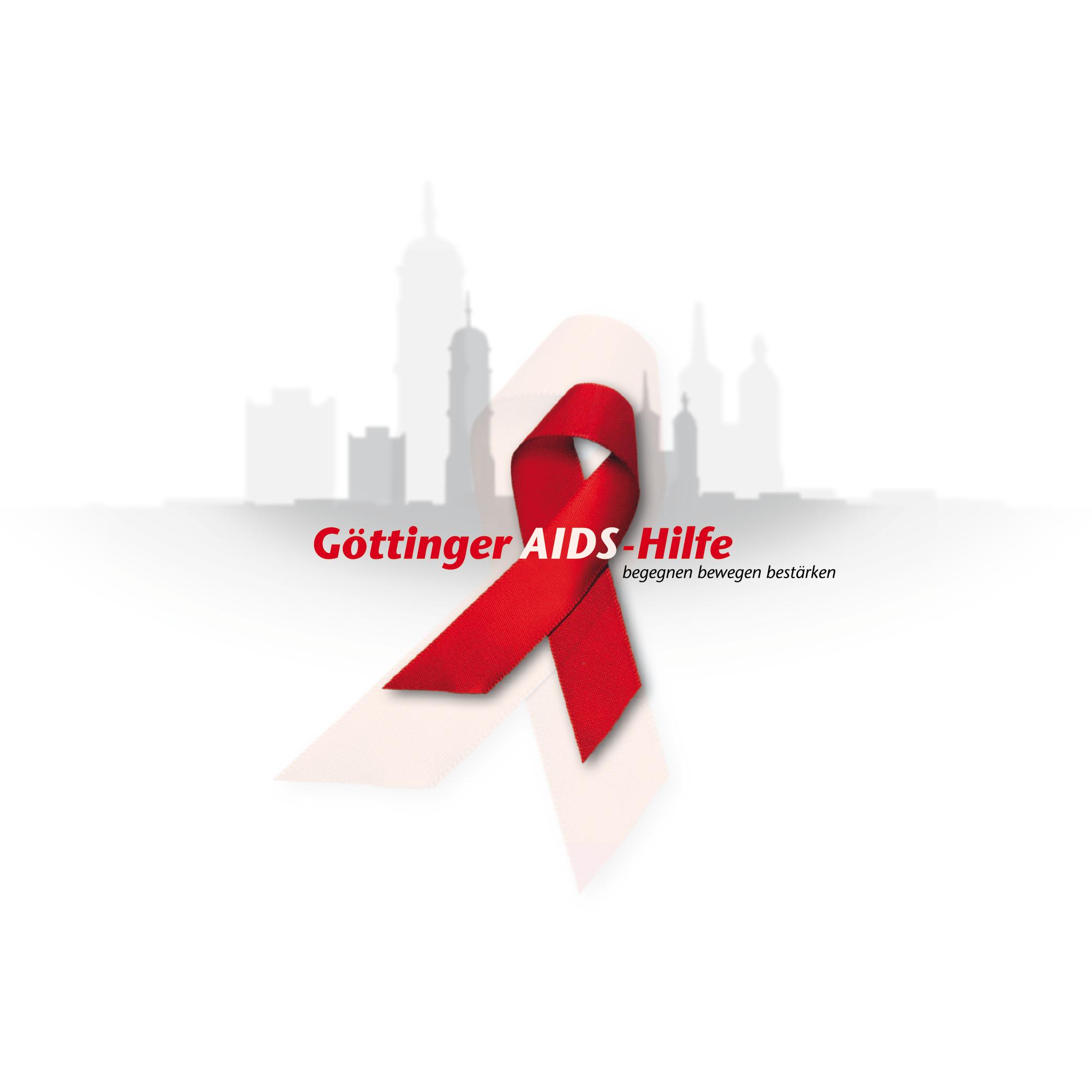 AIDS-Hilfe Göttingen, Wort-Bildmarke