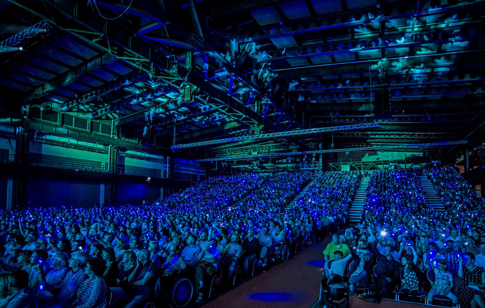 POP MEETS CLASSIC - Veranstaltungsdesign 2016 Lokhalle Göttingen