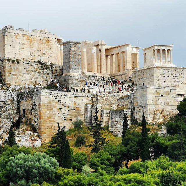 #greece #athens #acropolis #parthenon