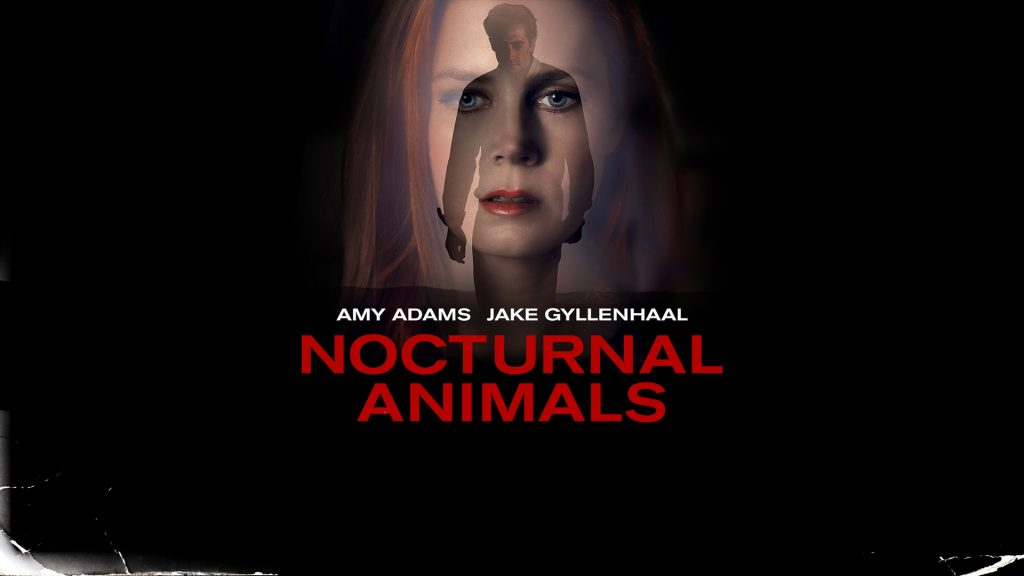 Poster For Nocturnal Animals (2016, Tom Ford)