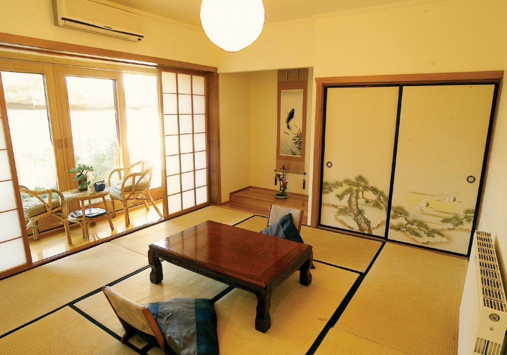 Accommodation room