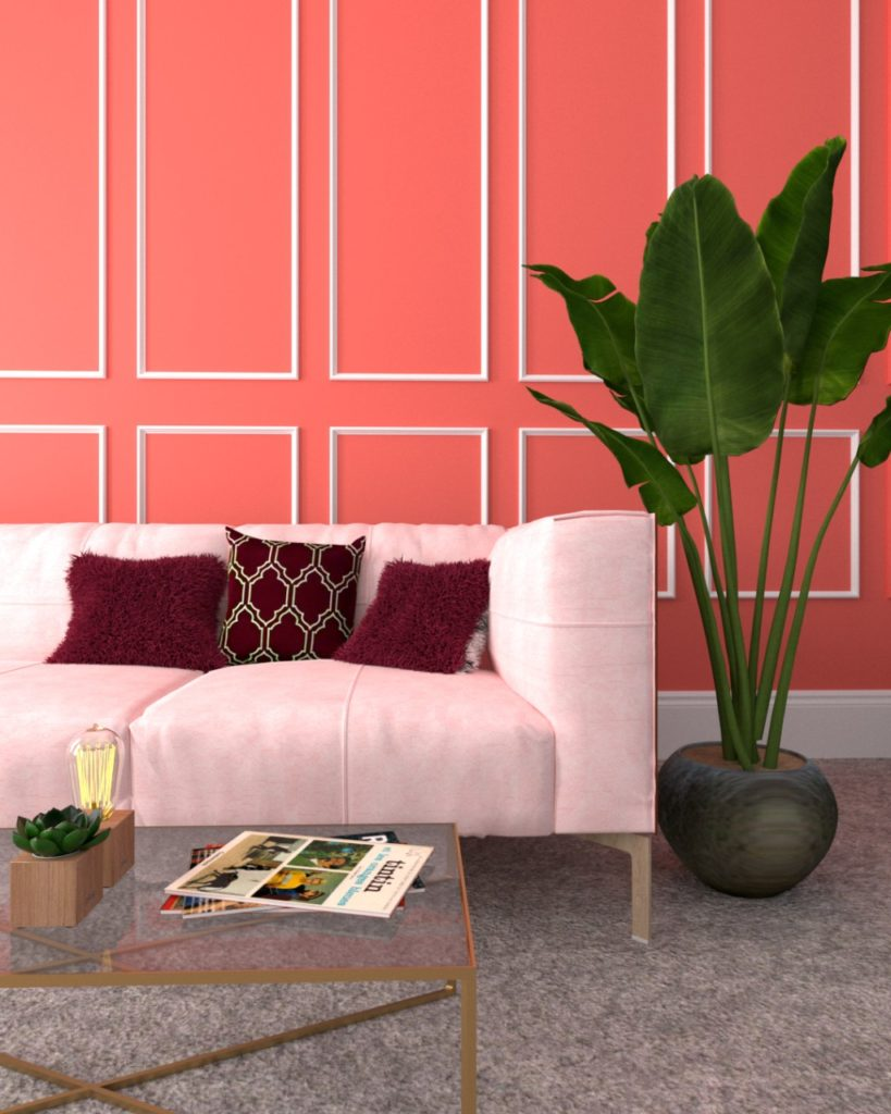 living-coral-interior-paint-color-trends-2019-2-819x1024.jpg