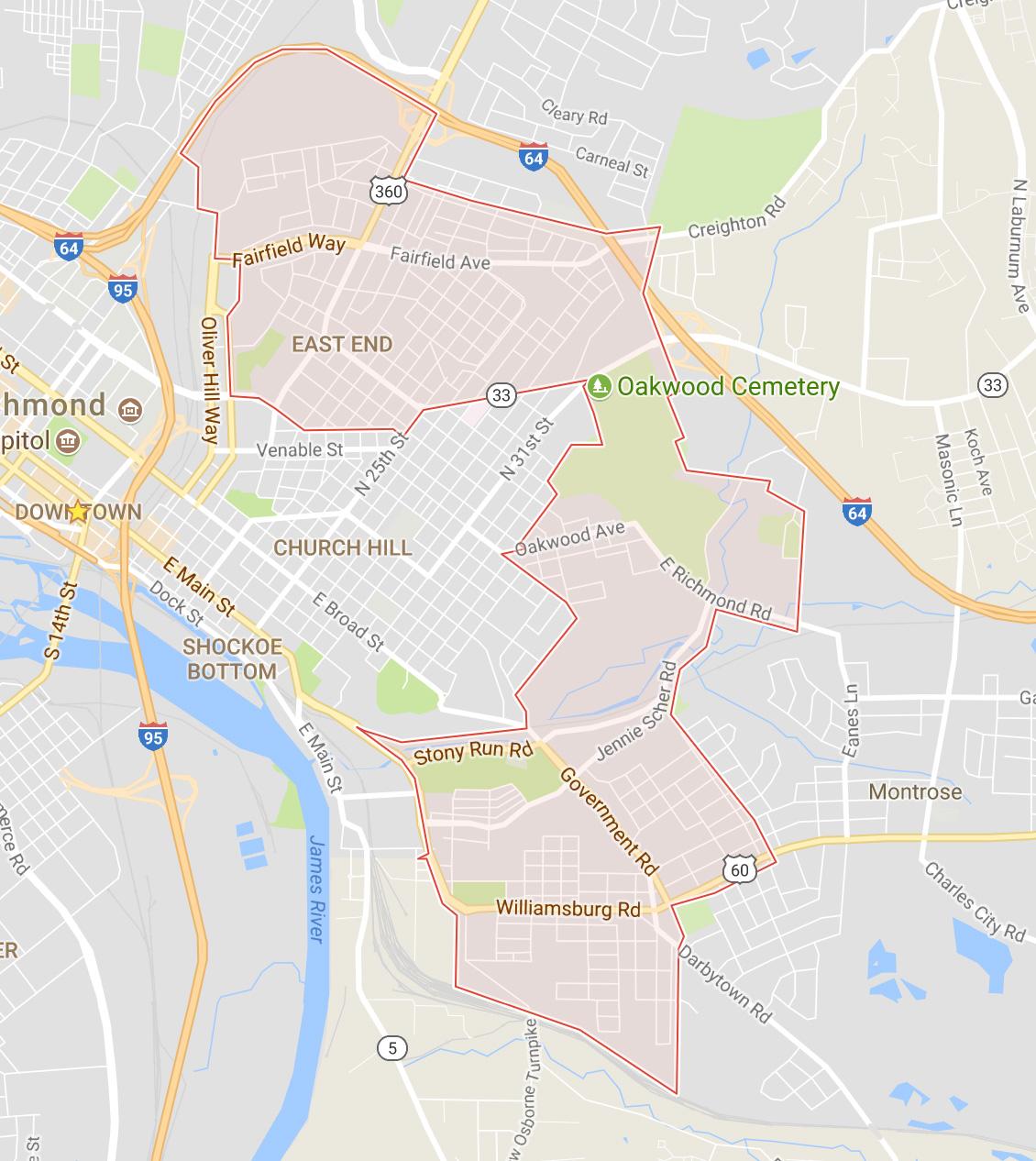 eastendmap