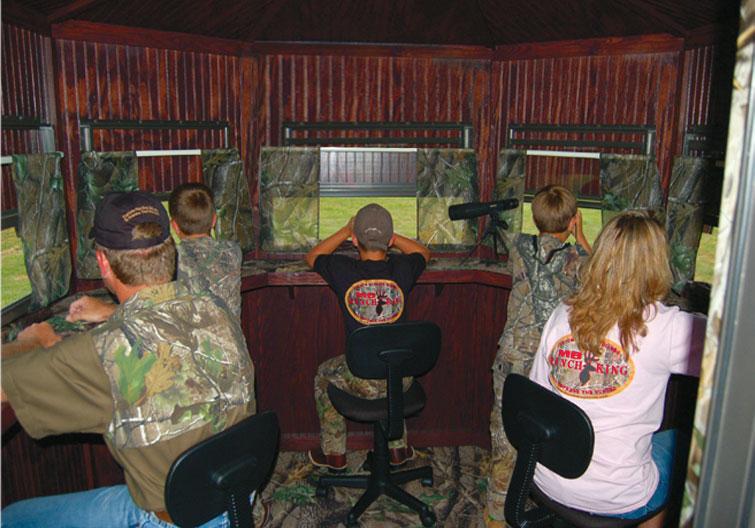 Insulated Blinds Middle River Buck Blinds