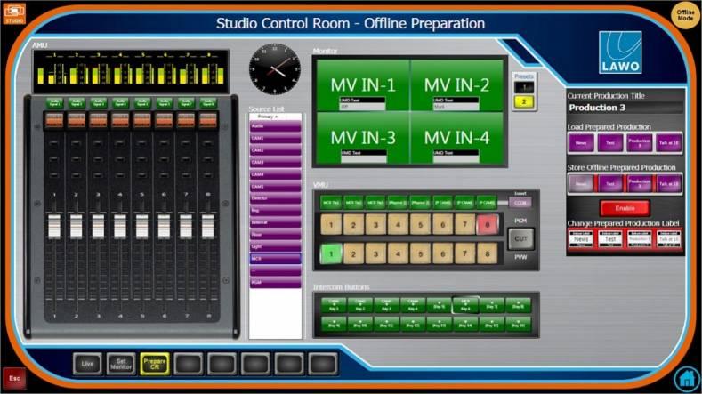 VSM (Virtual Studio Manager)