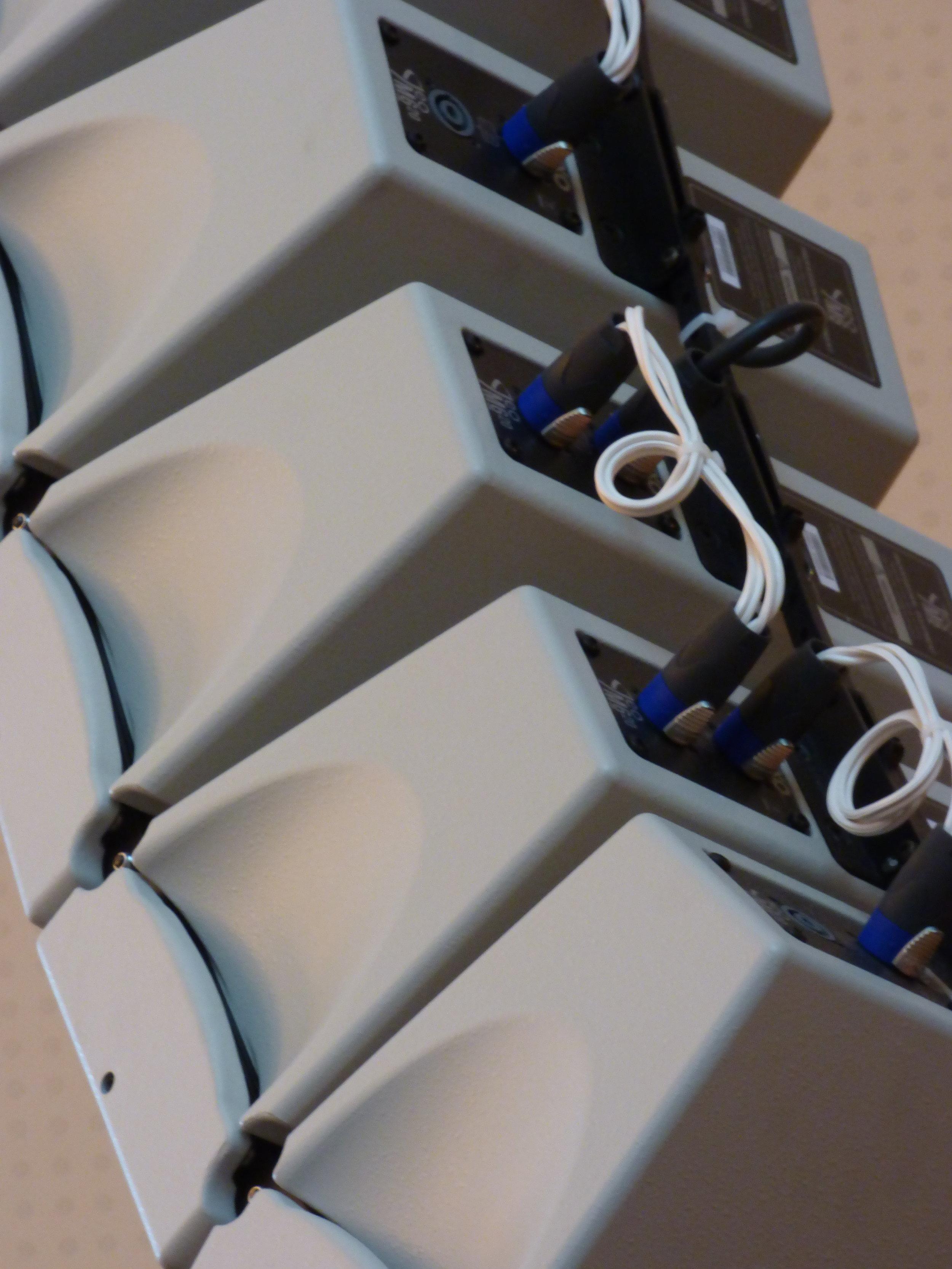 Systemet beskrivs som enkelt att arbeta med, och med mjukvara från tillverkaren som hjälper till med att ställa in systemet, gick det förhållandevis smidigt att utföra uppdraget för Björn och hans medarbetare.