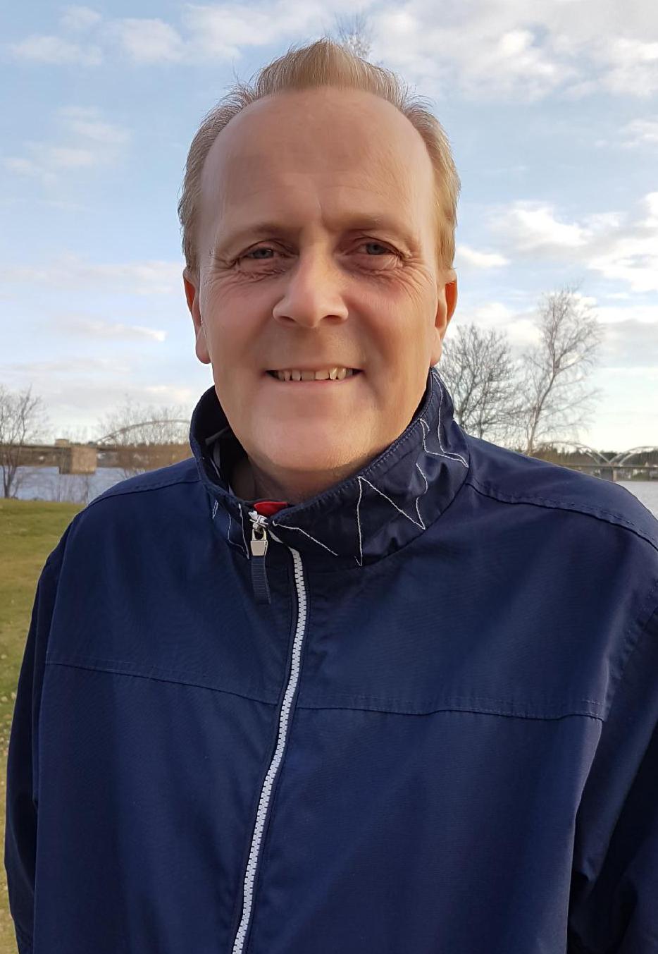 Dennis Krogh-Vennemo är tekniksamordnare på Filmpool Nord och har varit inblandad i hela ombyggnationen.