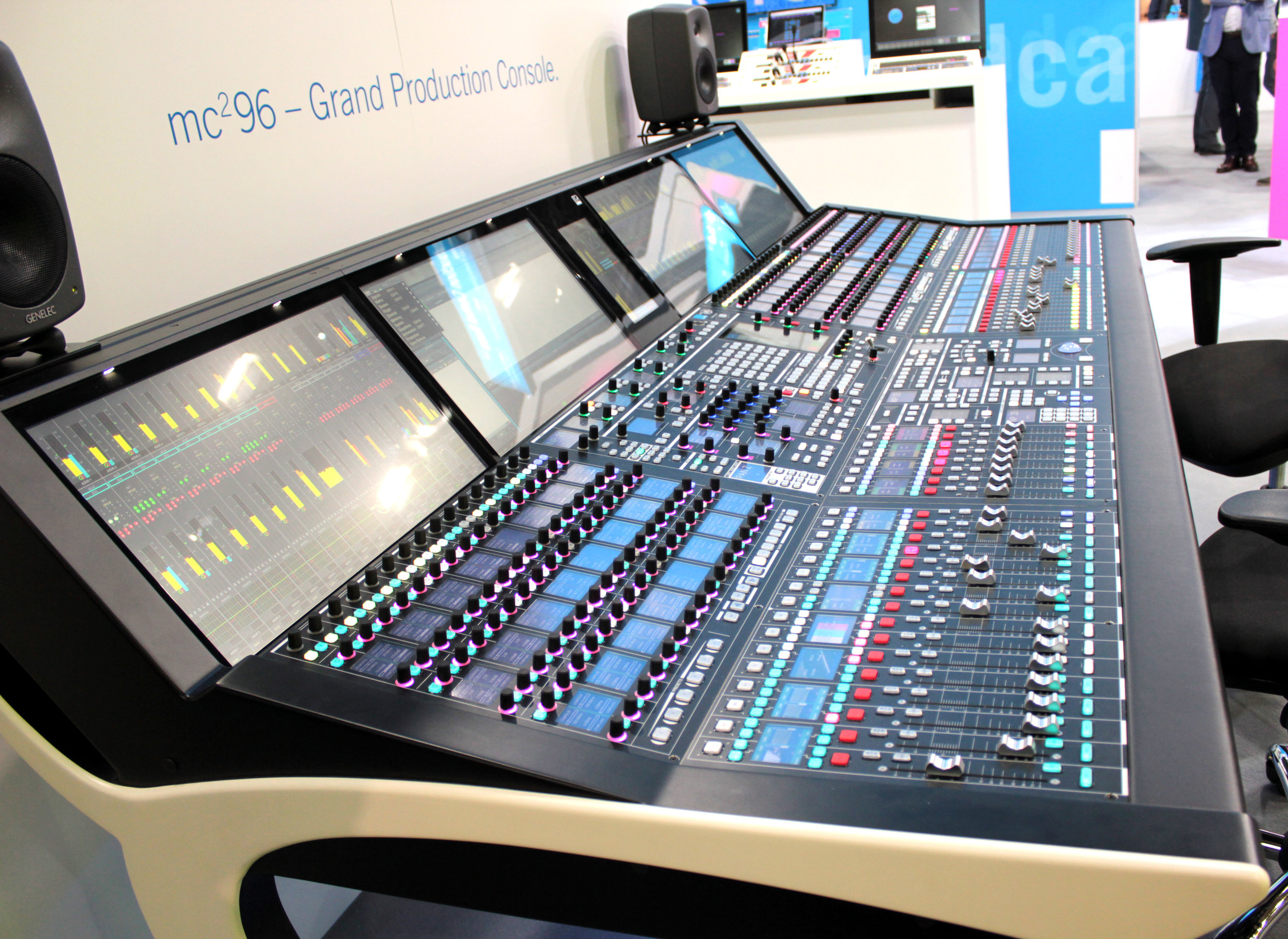 Lawomc²96 Grand Production Console