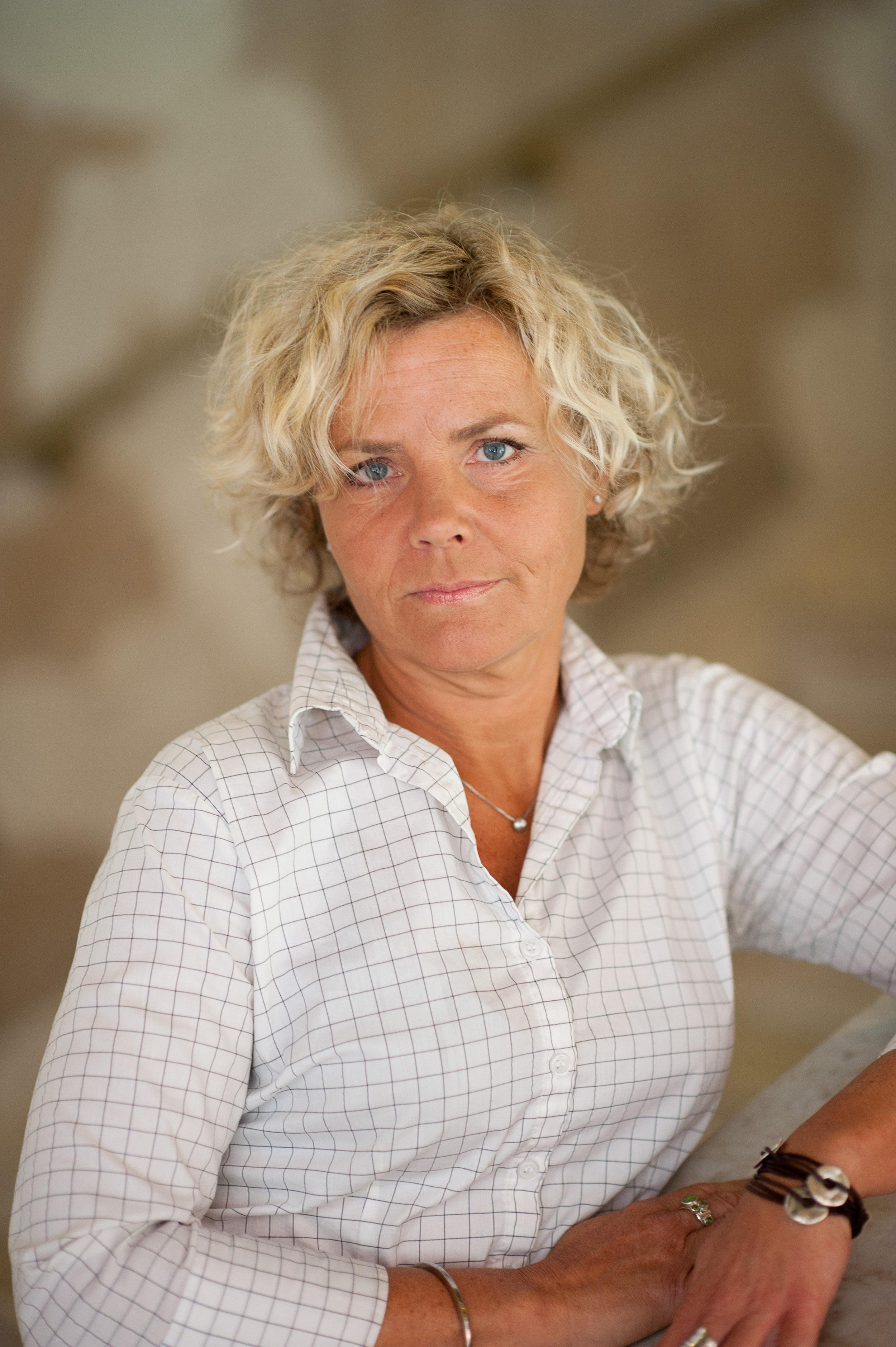 Anna Serner, Filminstitutets vd. Foto: Marie-Therese Karlberg