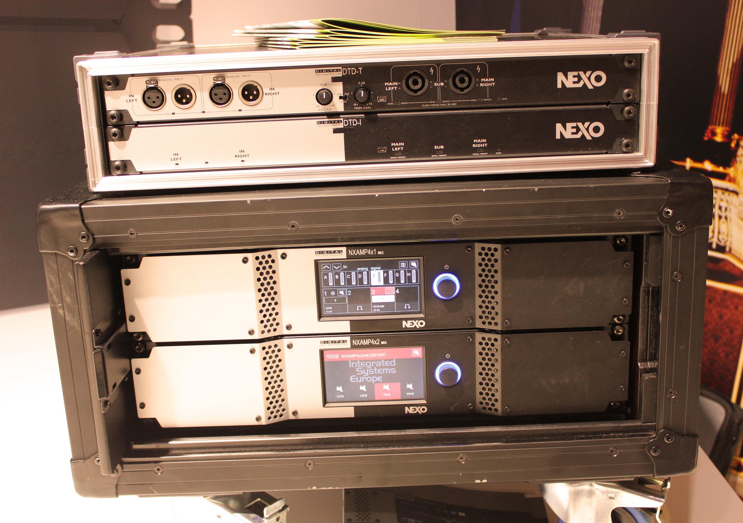 Nexo NXAMP