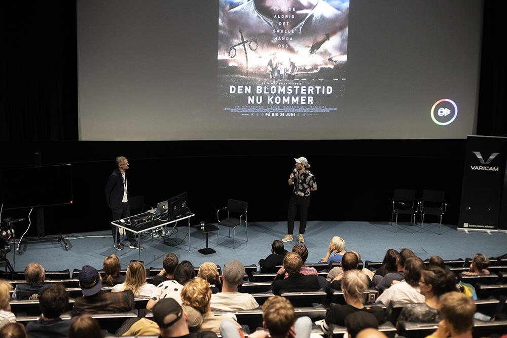 FSF-dagen 2018 uppvaktades av en stor mängd nyfikna åhörare. Foto: Jonatan Kruse.