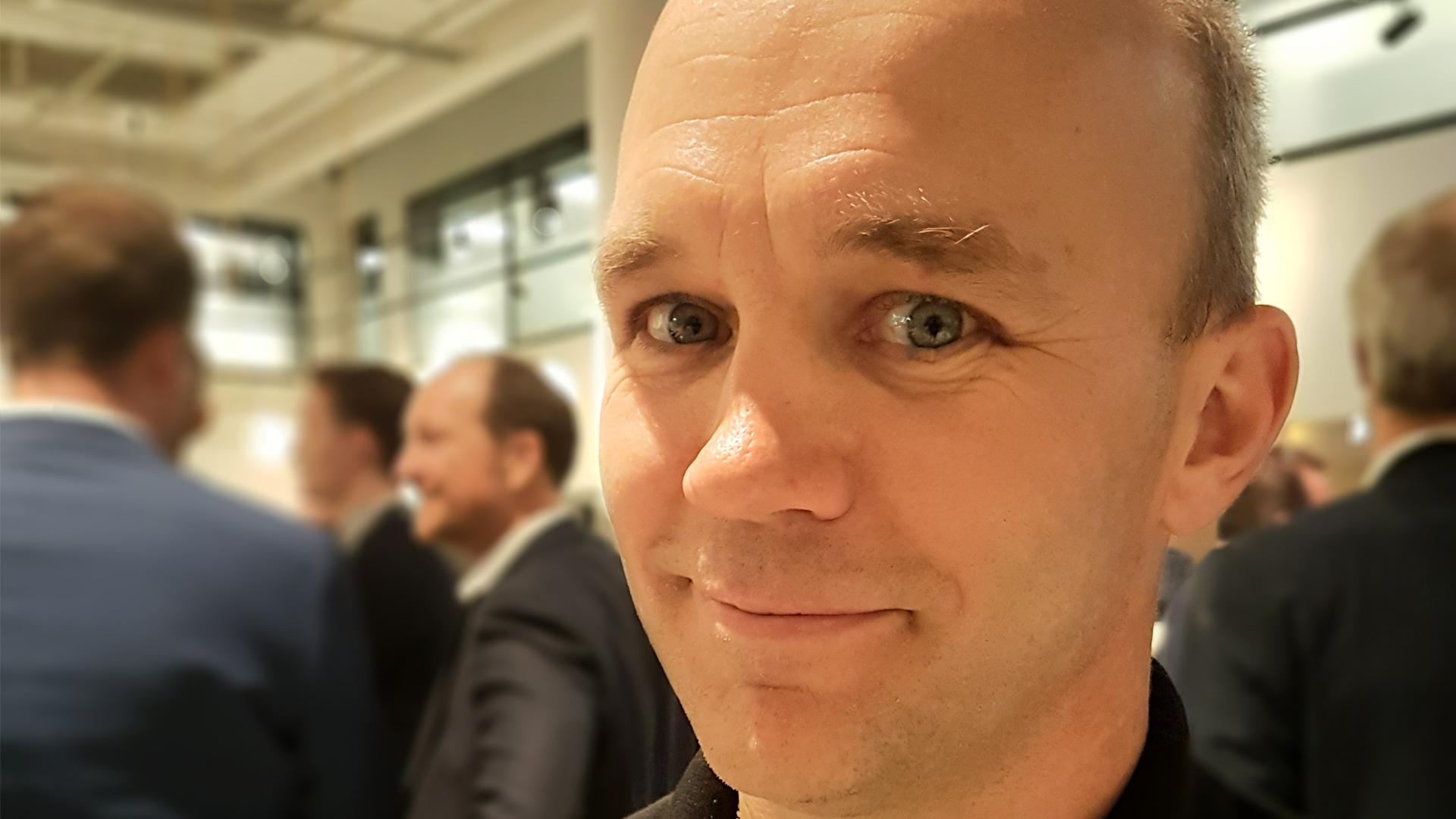 Anders Näsman, Akamai / Foto: Johan Skaneby
