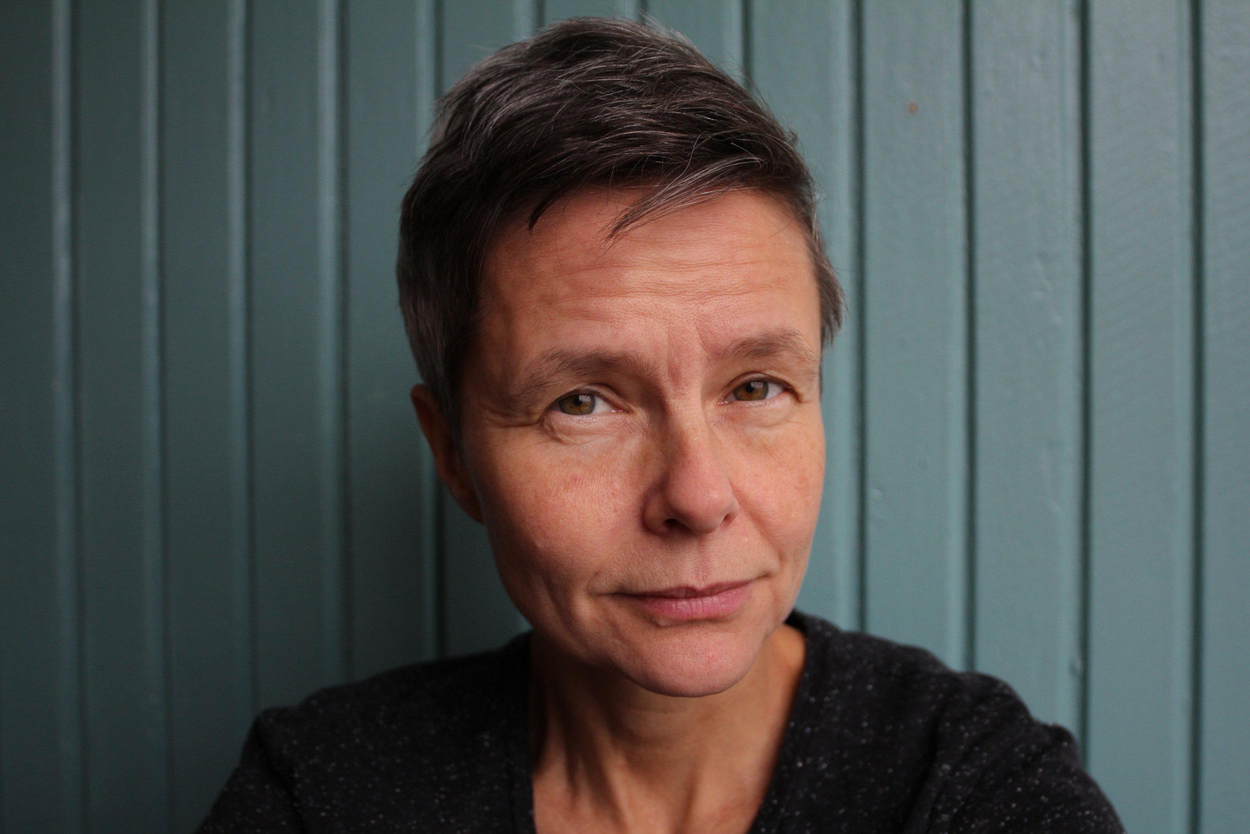 Anna Linder / Foto: Hanna Högstedt