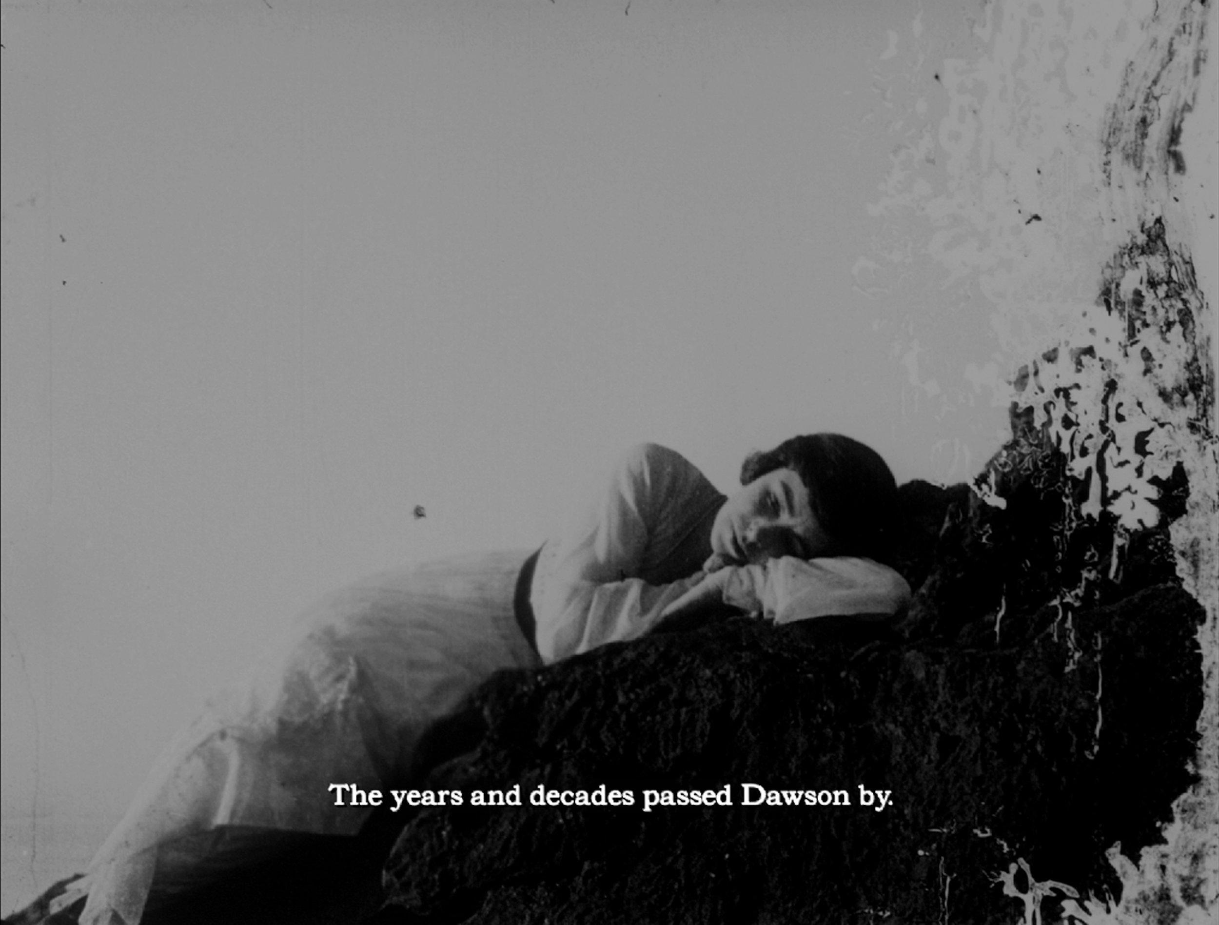 I en av filmerna som grävdes fram kan vi se den inflytelserika skådespelerskan Dorothy Davenport (1895 – 1977) spela Martha Gorham i regissören Lloyd B. Carletons Barriers of Society från 1916.