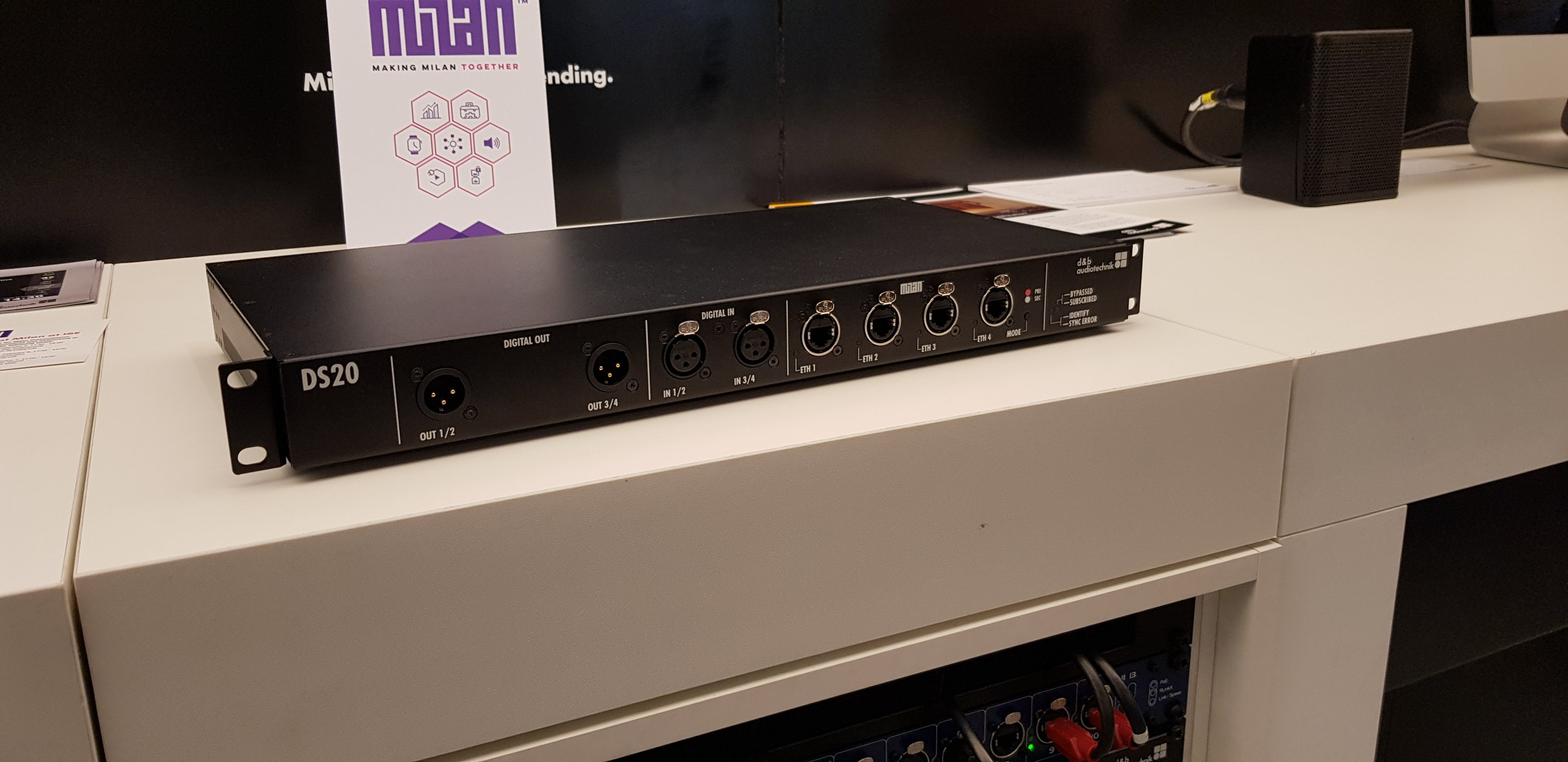 d&b audiotechnik DS20
