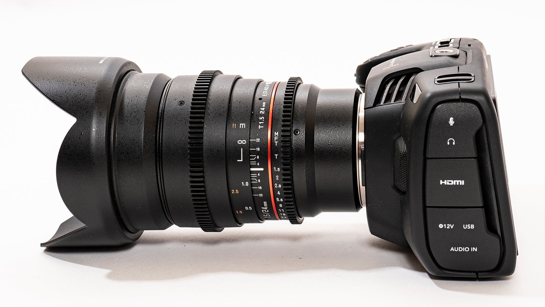 TEST: Blackmagic Design Pocket Cinema Camera 4K
