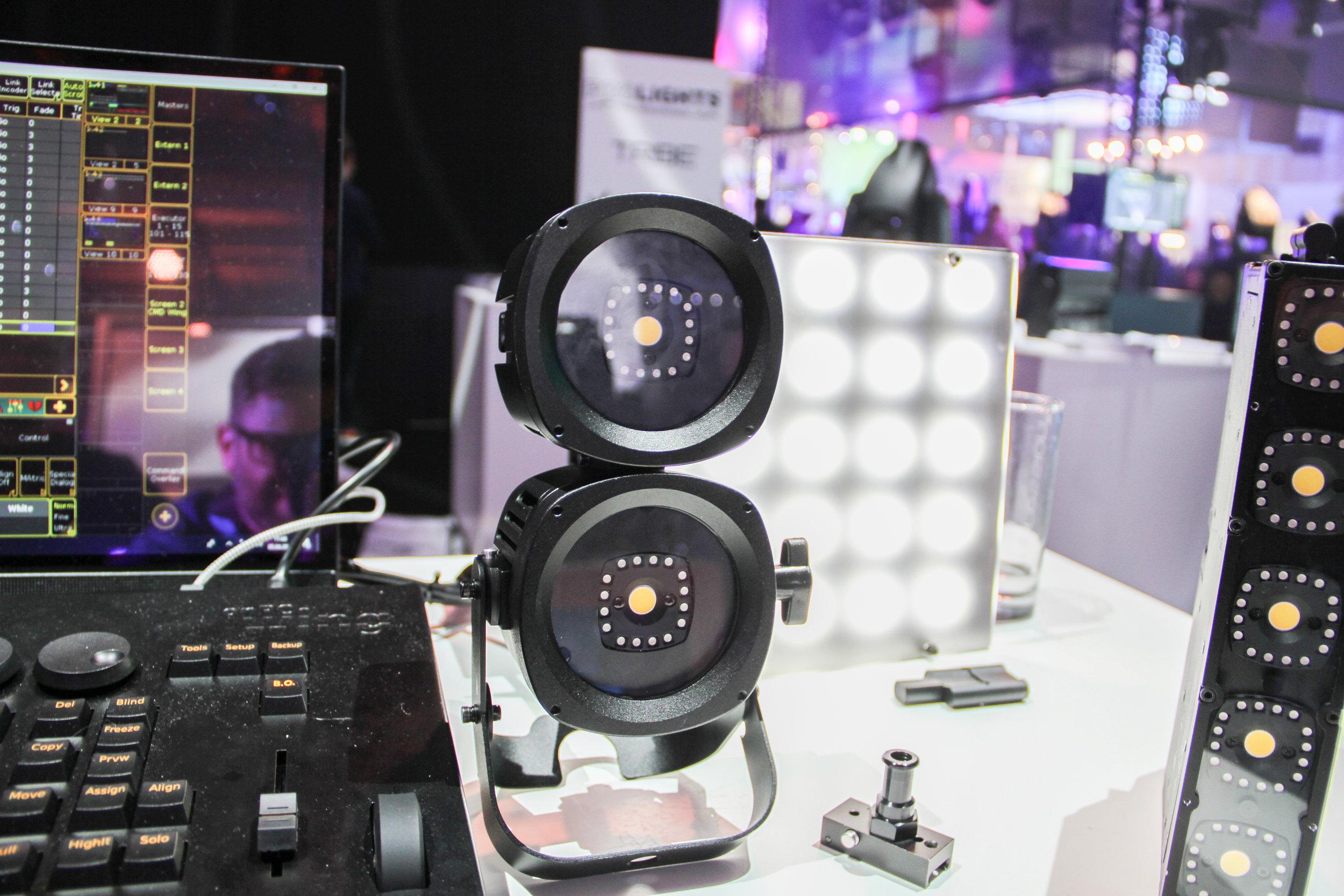 GLP:s KNV-serie utökas genom de kompakta, men kraftfulla, Dot och Line.
