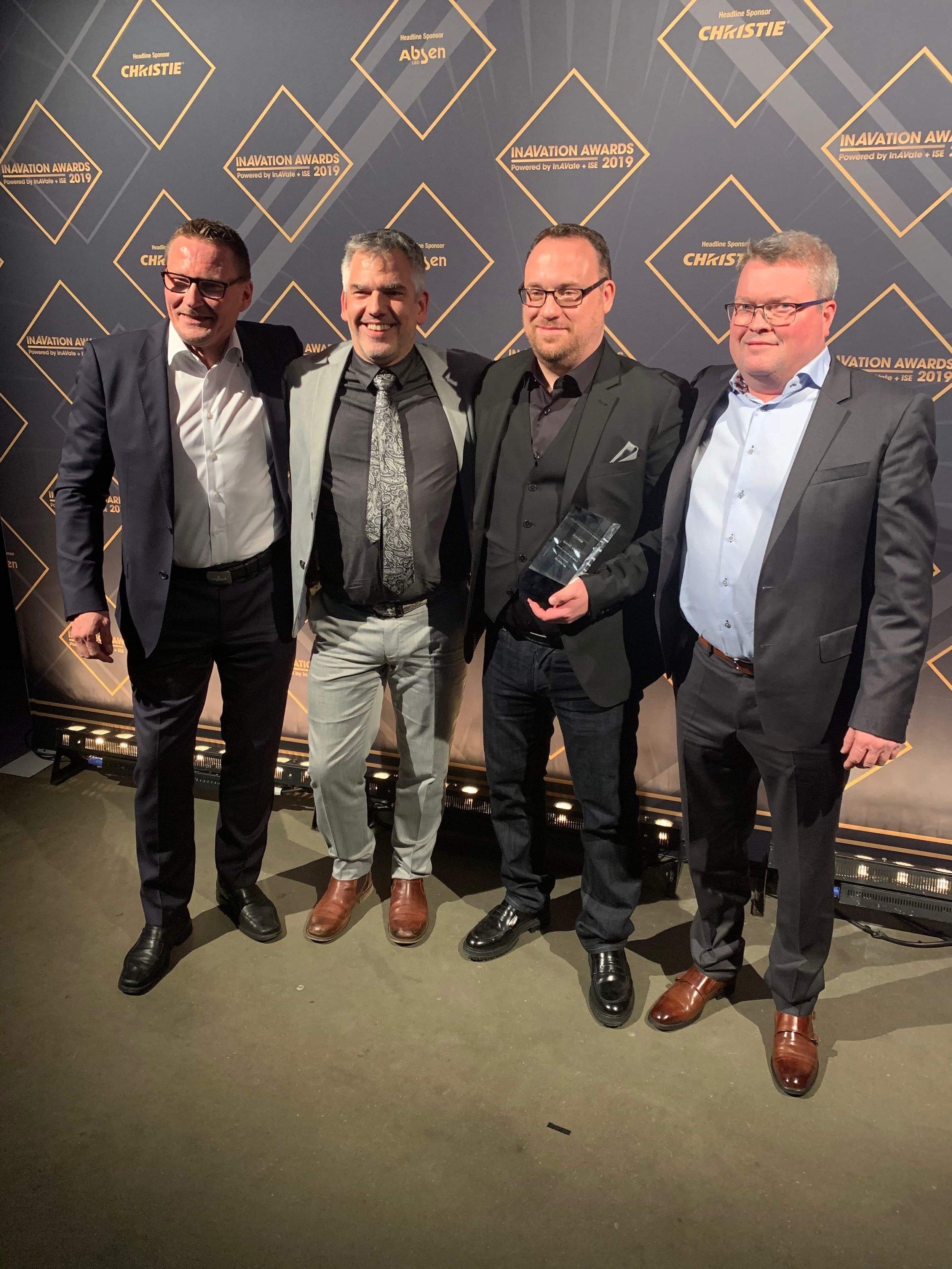 InAVation Awards, ISE 2019