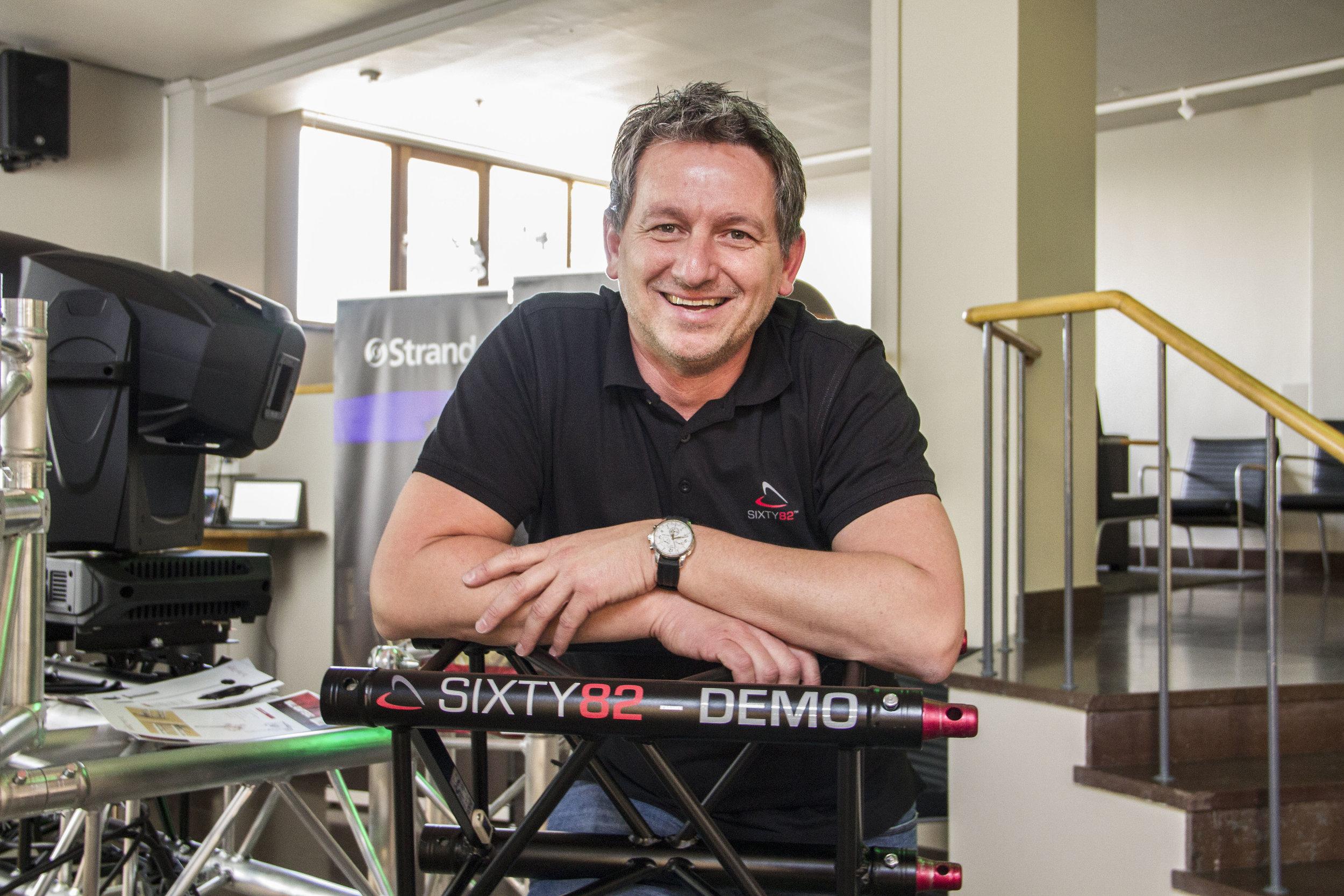 Även Date Jonkman, Executive Account Manager på trosstillverkaren SIXTY82 i holländska Drachten, summerar dagen som mycket lyckad.