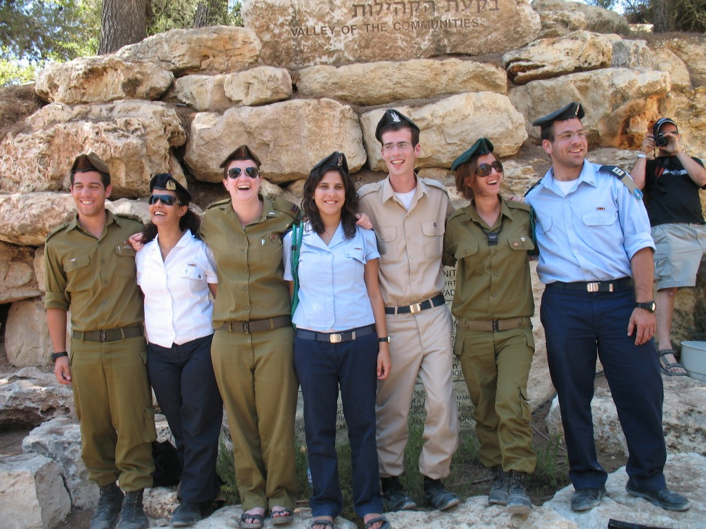 Life Behind the Scenes of Young Israeli Soldiers
