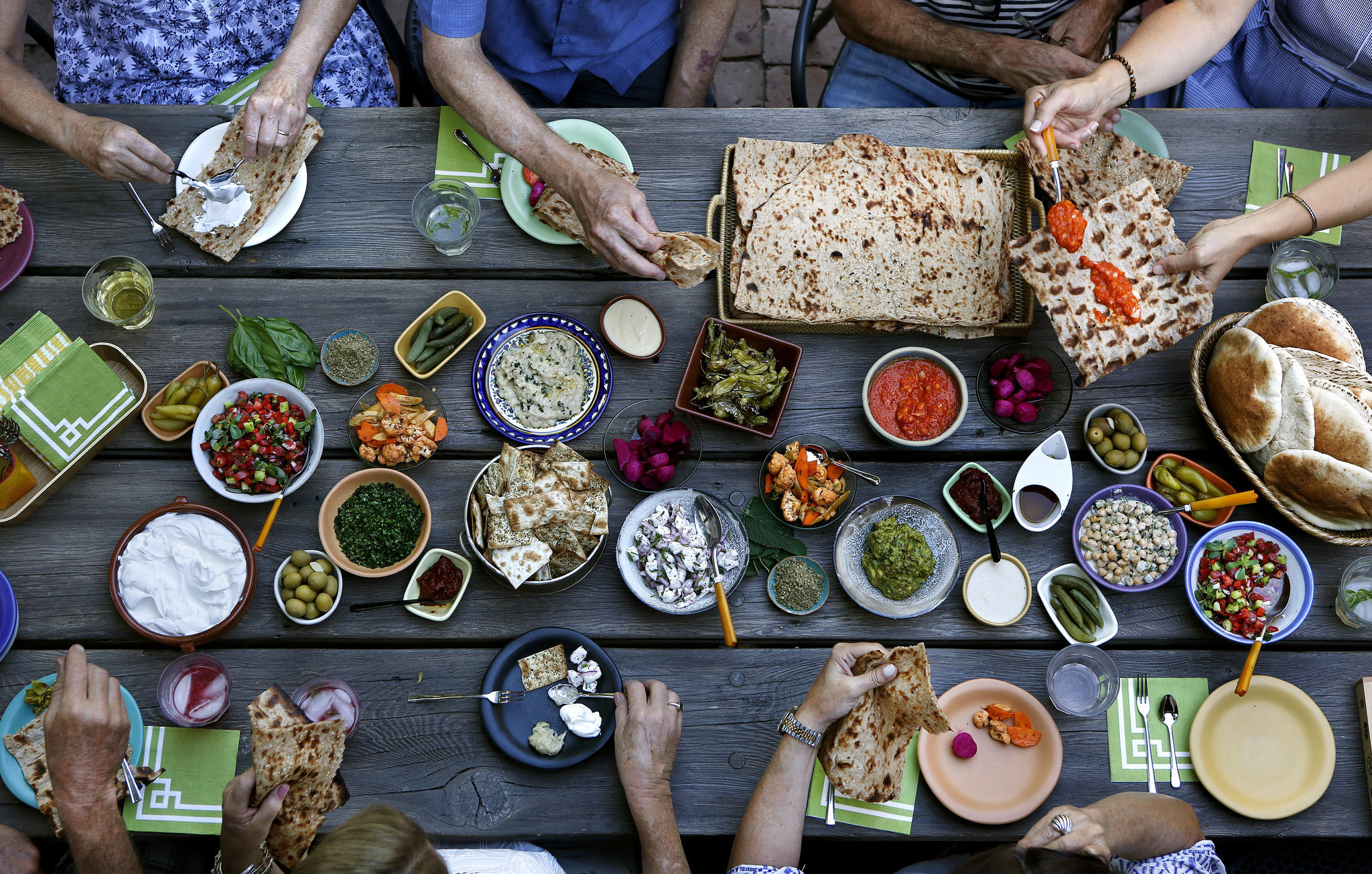 The Culinary Renaissance in Israel