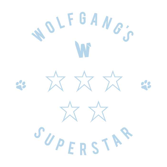 Wolfgang's Super Star - 5 sessions - £360 (save £40)For an all singing and dancing puppy, head straight for Super Stardom! This package includes:House training / Socialisation and Habituation / Implementing & Managing Your Pup's Routine /No Jumping / Play Biting & Chewing / Handling & Husbandry / Cues incl. Sit, Down, Stay, Wait, Leave, Coming When Called, Stationing / Lead Walking / Outdoor Engagement / Play / Information On Diet/ Crate Training and much more