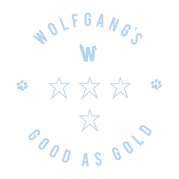 Wolfgang's Good as Gold - 4 sessions - £300 (save £20)Who wouldn't want a Good as Gold little sweetheart!House training / Socialisation and Habituation / Implementing & Managing Your Pup's Routine /No Jumping / Play Biting & Chewing / Handling & Husbandry / Cues incl. Sit, Down, Wait, Leave, Coming When Called / Lead Walking / Outdoor Engagement / Play / Information On Diet/ Crate Training