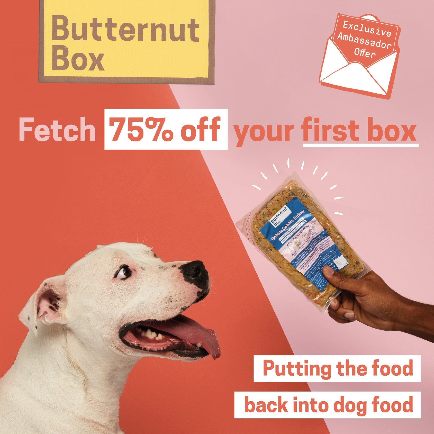 Get 75% off your first box -