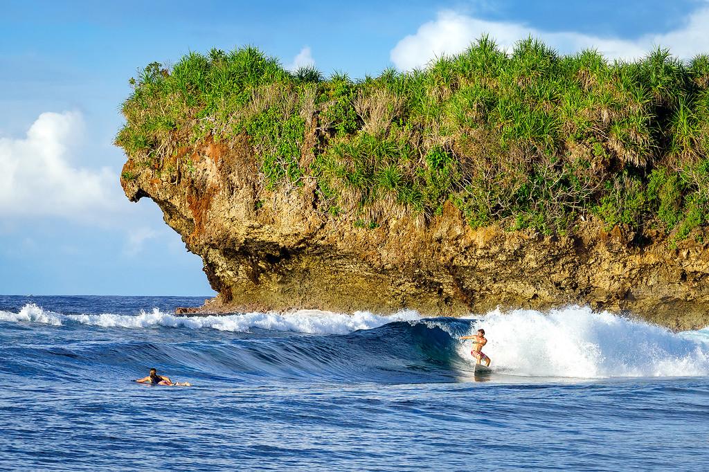 Surfing siargao: Ocean ecstasy -
