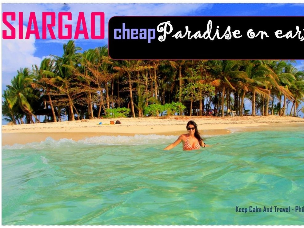 Siargao – Philippines: Surf and Beach Paradise Can Be Yours at 20$ a Day! - KEEP CALM AND TRAVEL