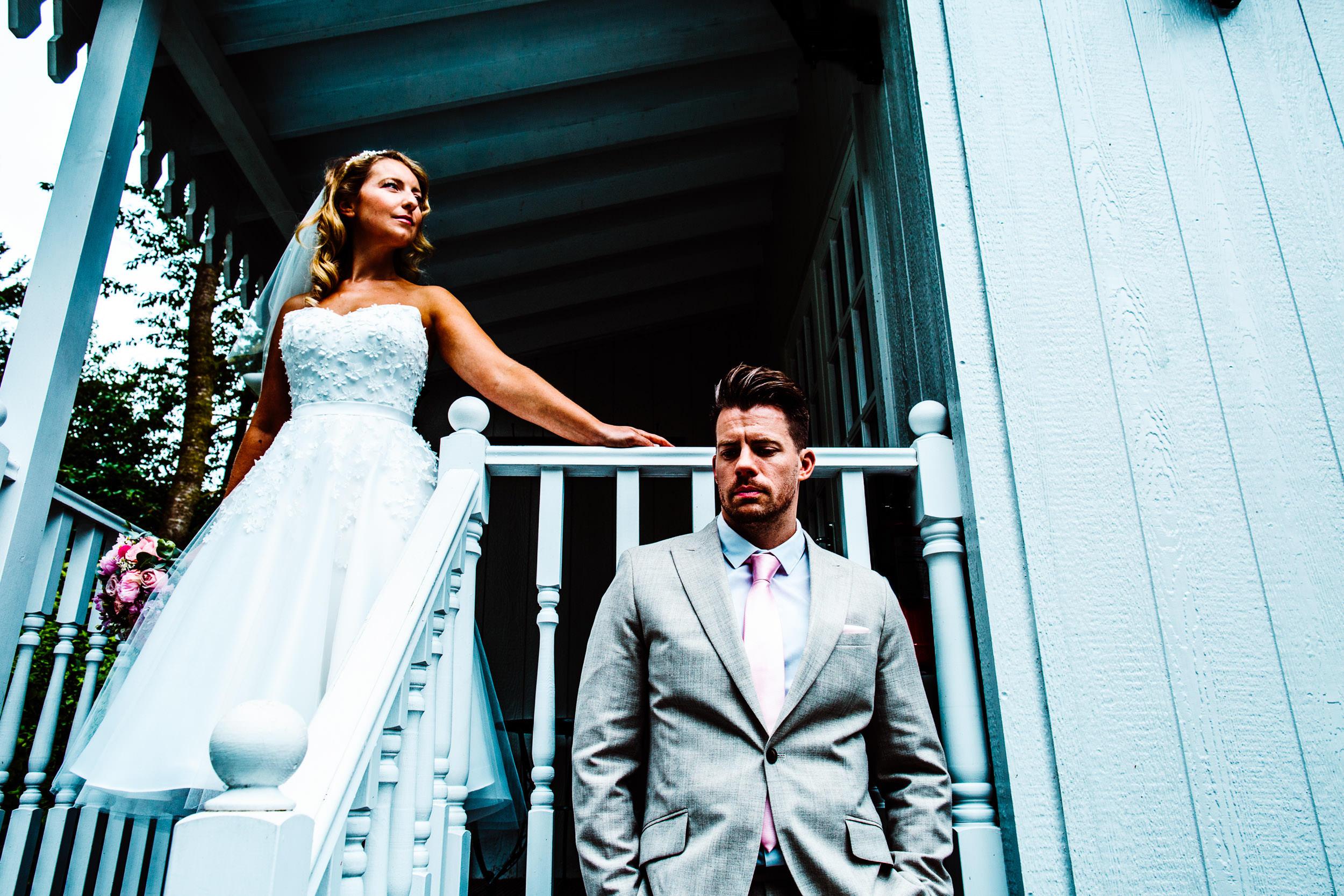 Broadoaks Country House Wedding - Lake District - R+G