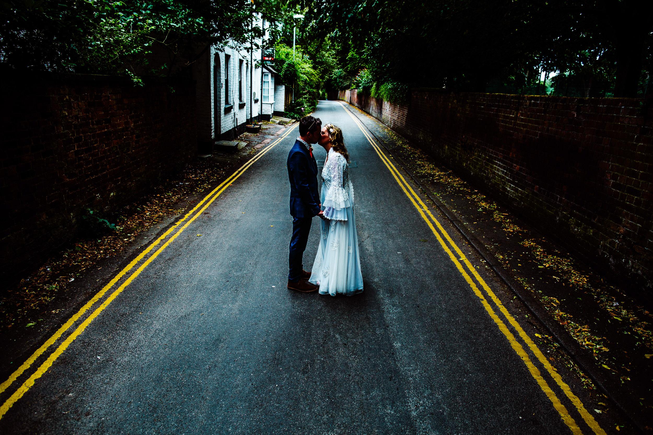 Didsbury House Hotel Wedding - Manchester - A+J
