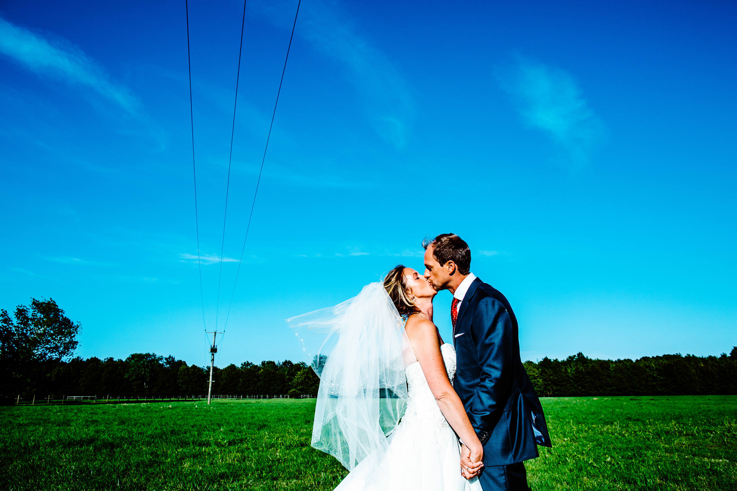 Rectory Farm Wedding - Cambridge - K+W