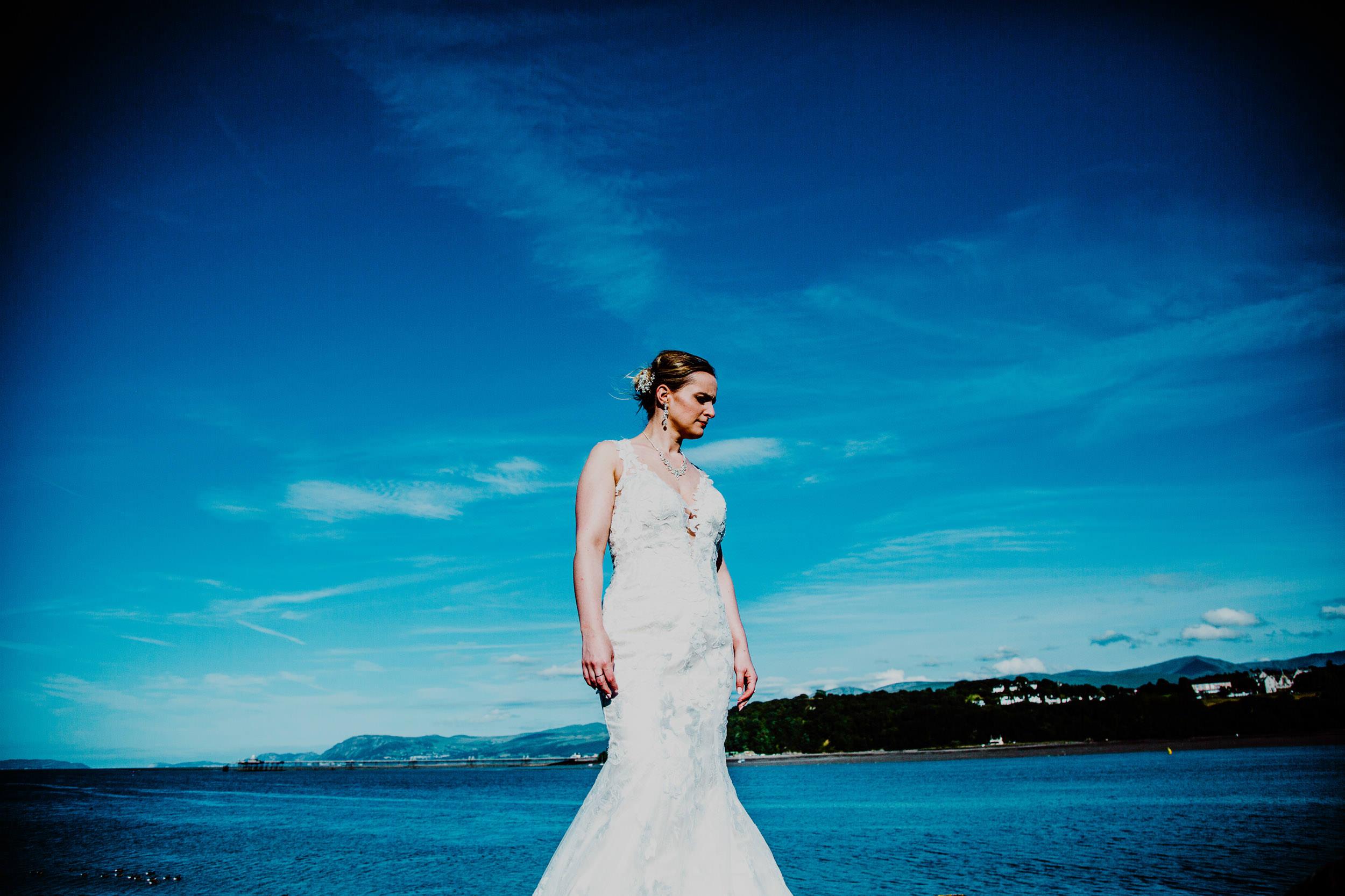 Chateau Rhianfa Wedding - Anglesey - N+T