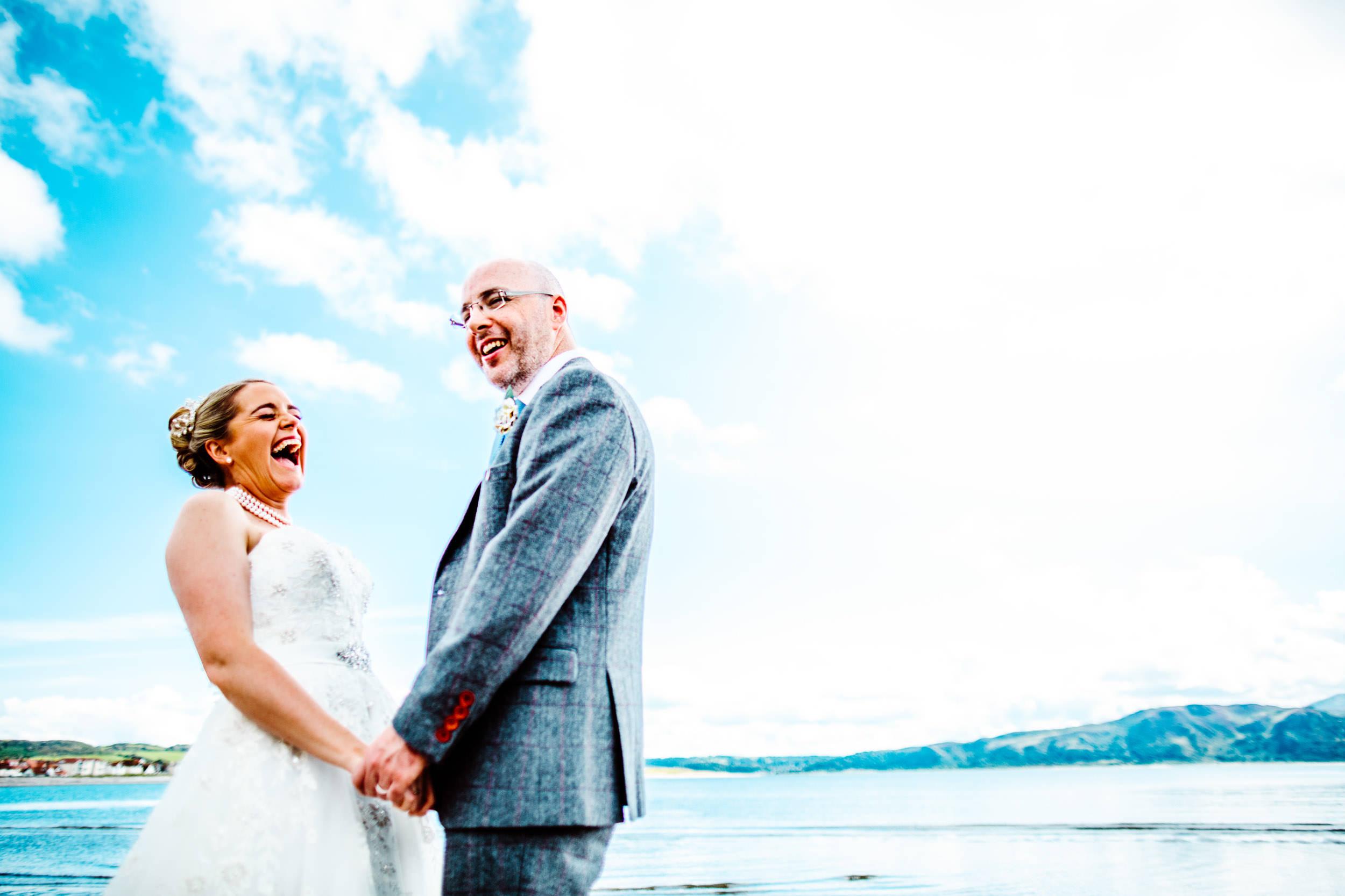 Rydal School Wedding - Colwyn Bay - S+R