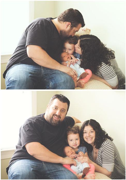 family bouncing baby boy | media pa newborn photography