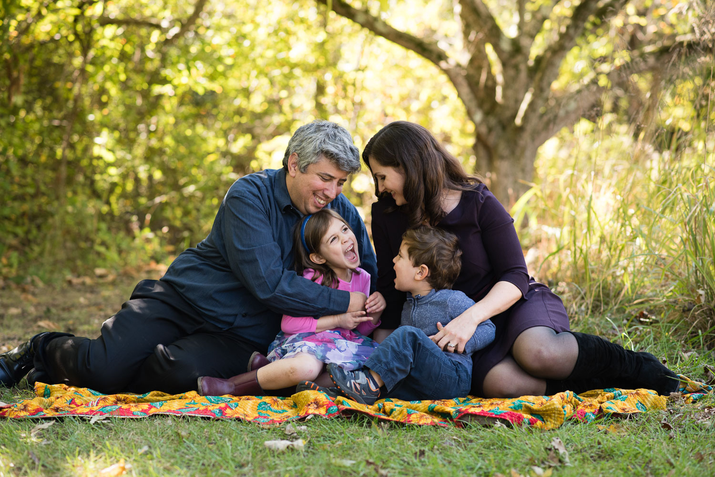 Family Fall Mini Sessions Blue Bell PA